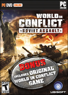 World in Conflict - Soviet Assault - PC (Análisis)