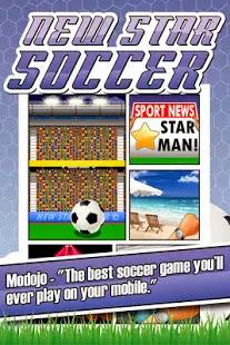 New Star SoccerHile Mod Apk