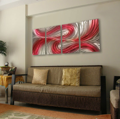 art deco interior design painting ideas