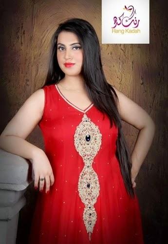 Pakistani Plus Size Dresses