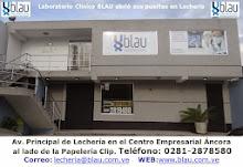 Laboratorio Clínico BLAU