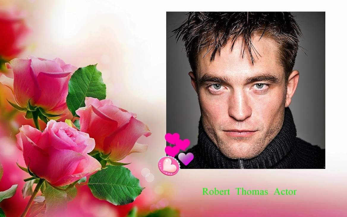 *  ROBERT  THOMAS  ACTOR  *