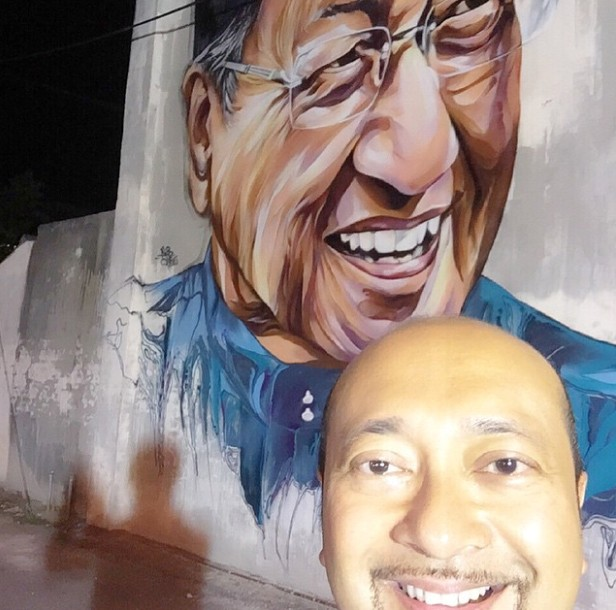 Mukhriz-Mahathir