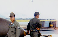 Friend Pete Perez in Vietnam 1968