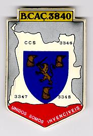 Batalhão de Caçadores 3840