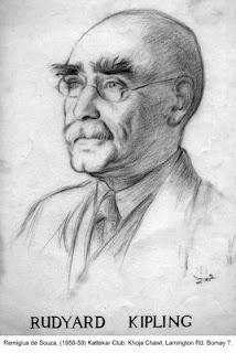 white manís burden: rudyard kipling essay Rudyard kipling: poems study guide contains a biography of rudyard kipling,  quiz questions, major themes, characters, and a full summary.