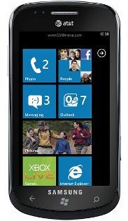 harga ponsel Samsung Focus S 2012