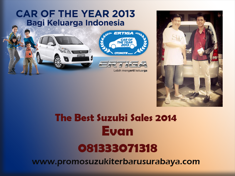 Promo Suzuki Ertiga Terbaru UMC Dan SBT Surabaya Bangkalan Nganjuk Kediri Call Evan 03131073787