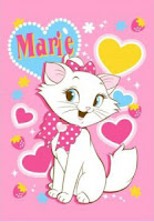 Wallpaper Lucu Marie Cat