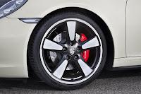 Porsche 911 50th Anniversary Edition (2013) Wheels Detail