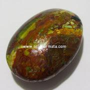 Batu Permata Bacan Pancawarna - 03K09