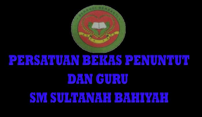 Persatuan Bekas Penuntut Guru SMK Sultanah Bahiyah