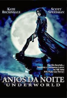 Assistir Anjos da Noite: Underworld Dublado Online HD