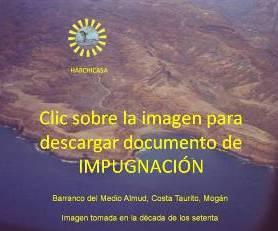 IMPUGNACIÓN Junta Compensación del P.P. Sector 32 Costa Taurito