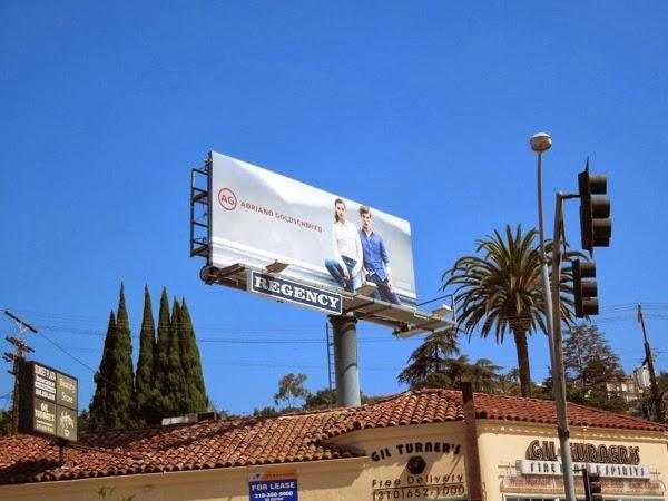 Adriano Goldschmeid FW 2013 billboard