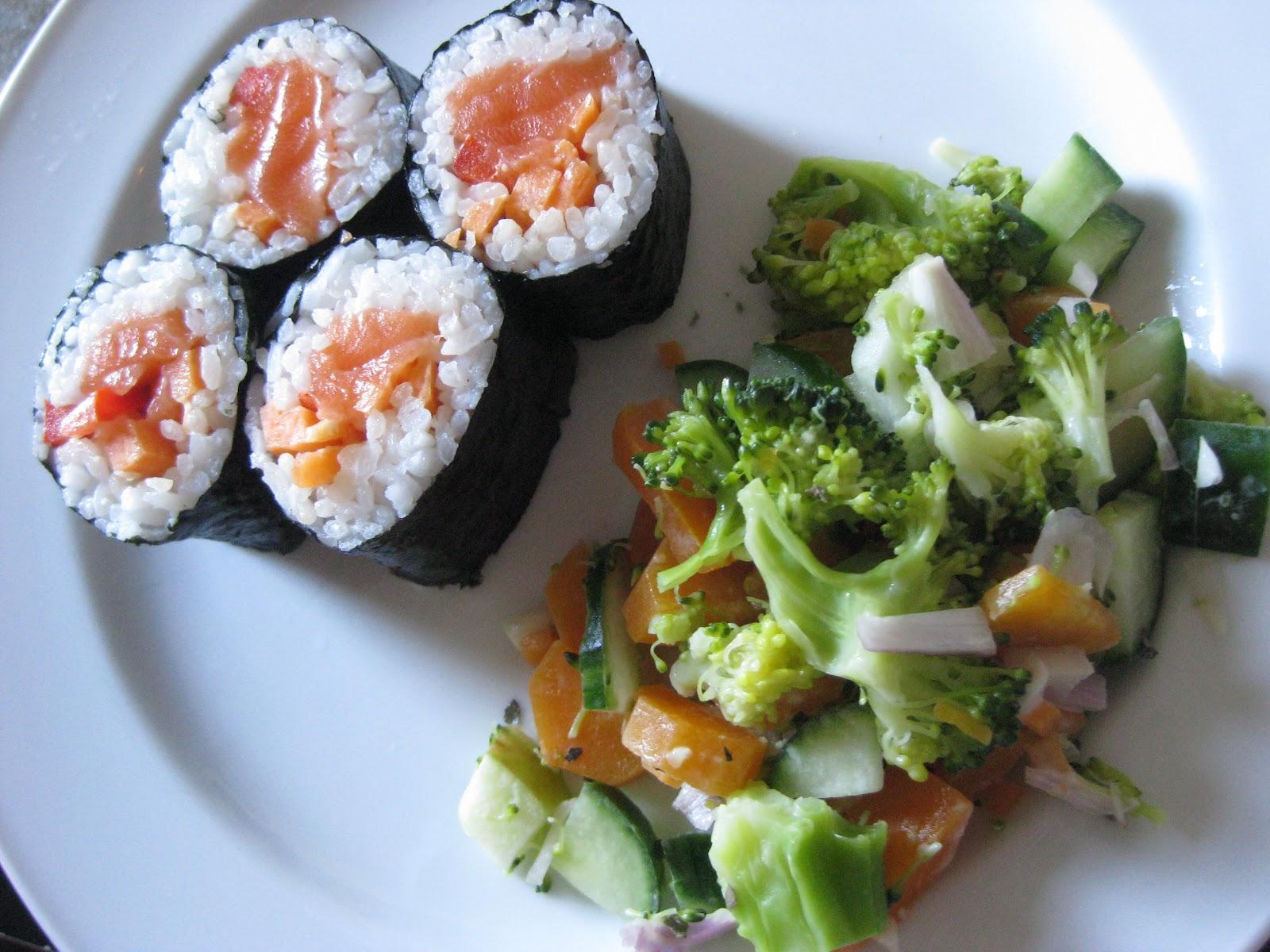 Authentic sushi part 3 3