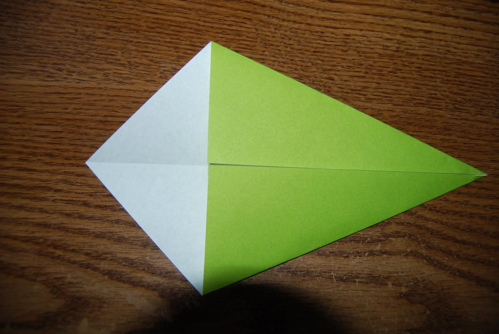 Oragami grass epic origami jeuxipadfo Image collections
