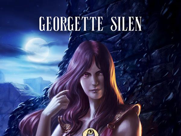 Lançamento: O Cântico do Súcubo, Georgette Silen, Editora Buriti