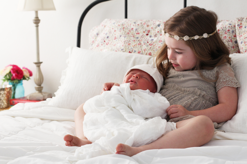 SWEET BABY JAMES // NEWBORN PHOTOS