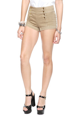 shorts mujer Forever 21