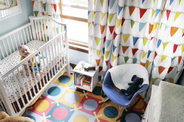DIY chambre enfant