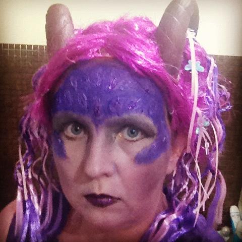 Wild Makeup Looks: Dark Fairy - Omega: Fashion Adjacent