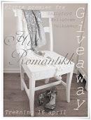 Give away hos hvit romantikk♥