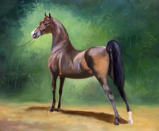 pinturas-de-caballos-en-oleo