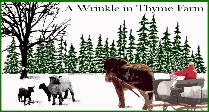 A Wrinkle In Thyme Farm