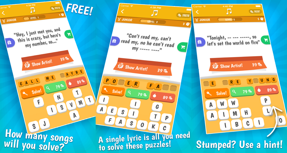 Song Quiz by Apprope Answers ~ Doors Geek