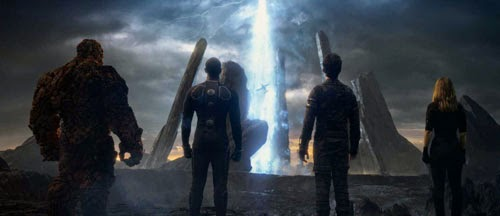 Fantastic Four (2015) Teaser Trailer, Poster and Images