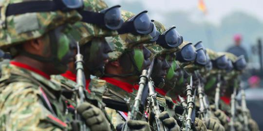 Mimpi TNI jadi macan Asia Tenggara