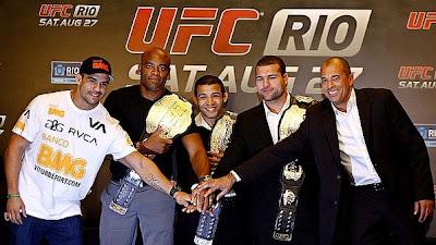 Assistir Online e Gratis - UFC Rio