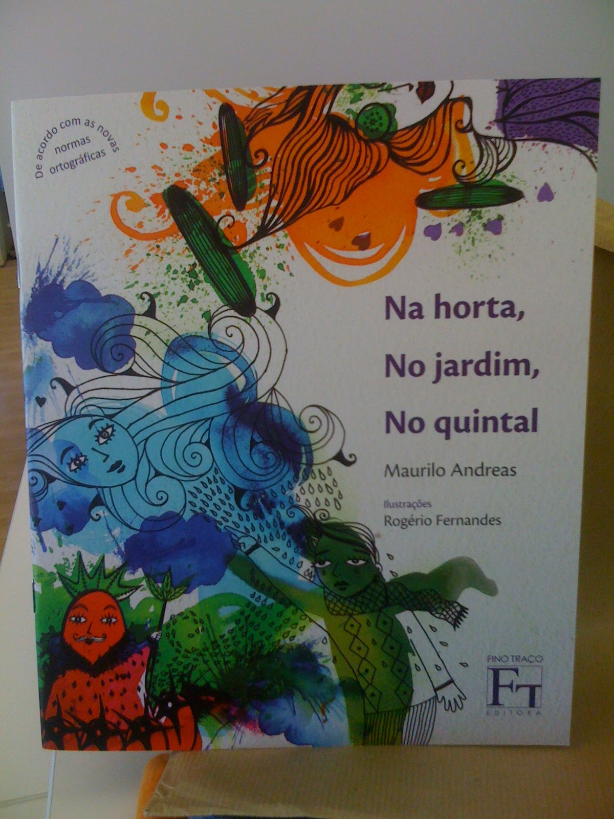horta e jardim livro:Pastelzinho: Livros novos