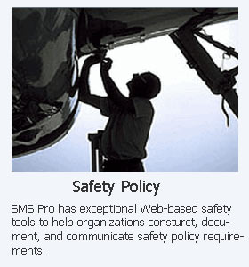 aviation safety management system SMS software implementation