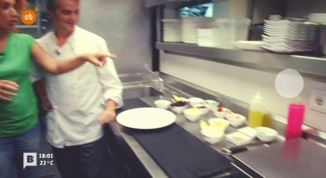 cocina restaurante la camarga