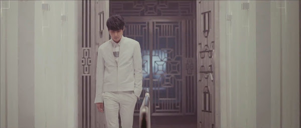 Shinhwa's Hyesung in the Sniper Music Video