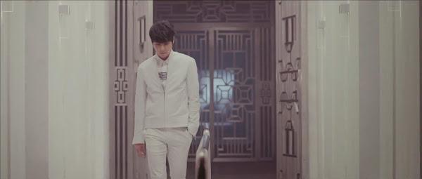 Shinhwa's Hyesung in the Sniper Music Video