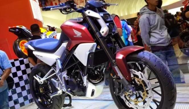 Motor Honda SFA Concept