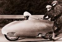 Ernest Henne Land-speed Records 1937