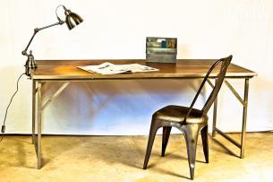 Table inox industrielle