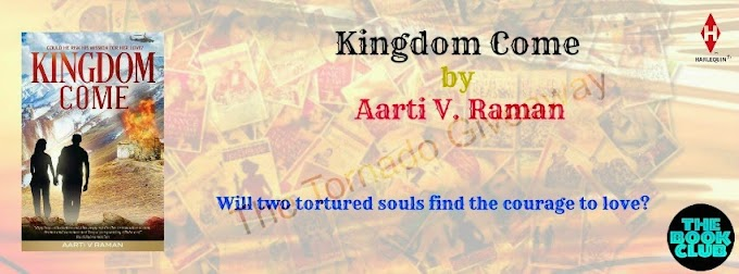Tornado Giveaway: KINGDOM COME by Aarti V. Raman