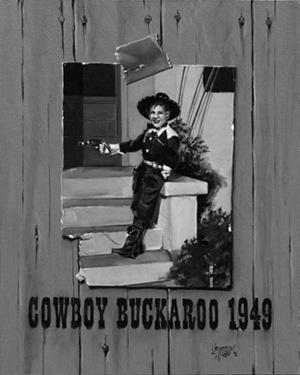 Cowboy Buckaroo 1949