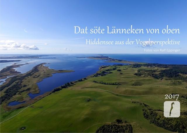 Luftbildmonatskalender Hiddensee 2017