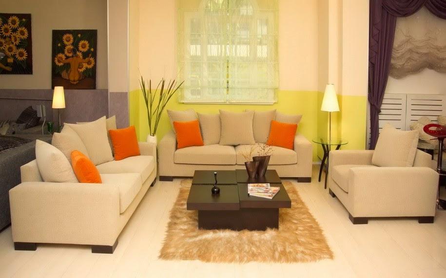 Desain Ruang Tamu Sederhana Minimalis
