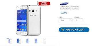 Samsung Galaxy V Plus Specs Price Philippines Geekschicksten