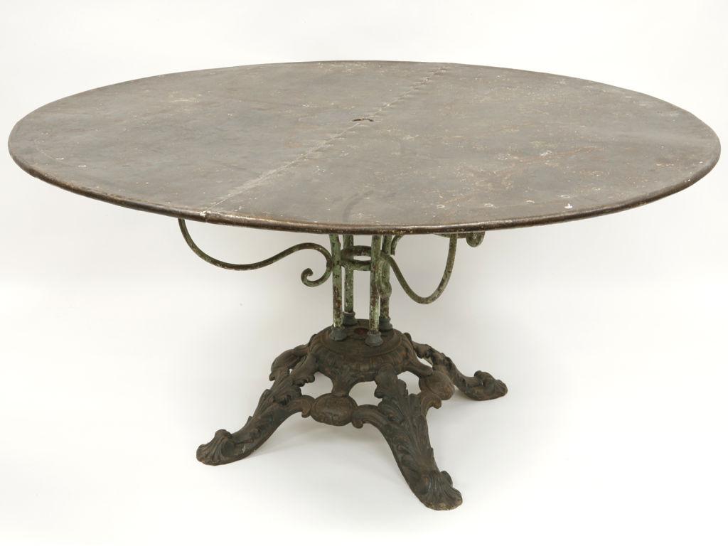 Gary C Sharpe Decorative Iron Garden Furniture