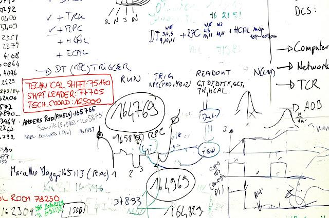 accelerateur de particules boson higgs