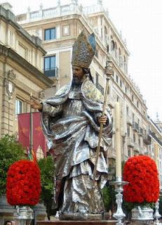 Corpus Christi Sevilla - San Leandro