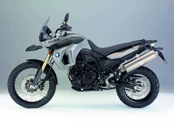 About Motorcycle  BMW F800GS Review